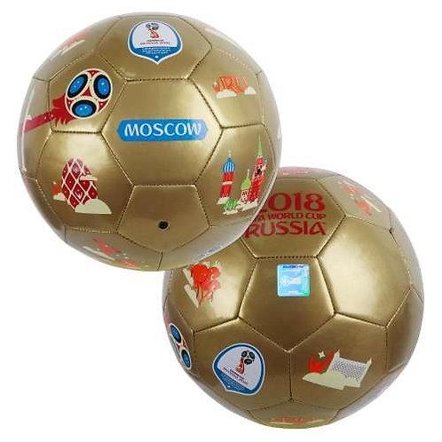 Футбольный мяч Moscow 2018 FIFA World Cup
