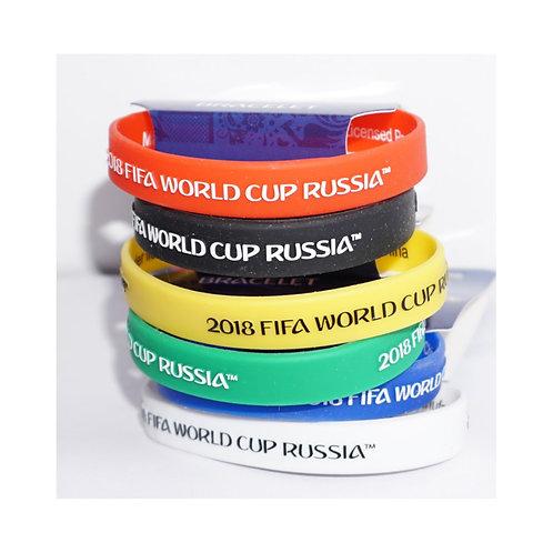 Браслет силиконовый (bracelet) 2018 FIFA World Cup Russia™