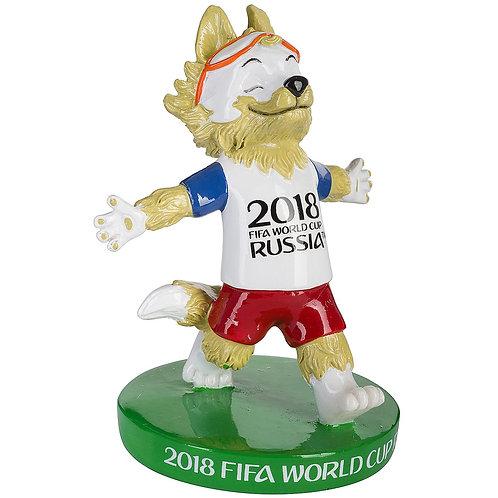 "Фигурка из полистоуна Забивака ""Радуется"" 8,5 см FIFA 2018 World Cup Russia"