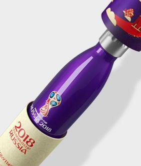Термобутылка FIFA