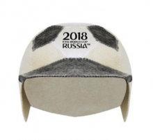 """Шапка банная """"МЯЧ"""" FIFA World Cup Russia 2018"""