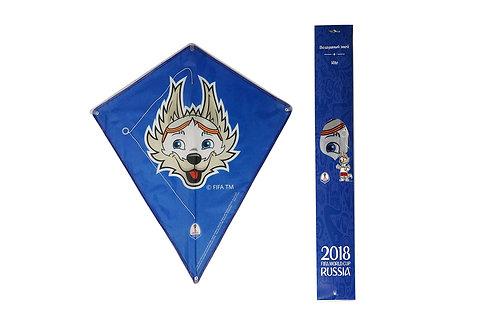Воздушный змей 60 х 70 см 2018 FIFA World Cup Russia™