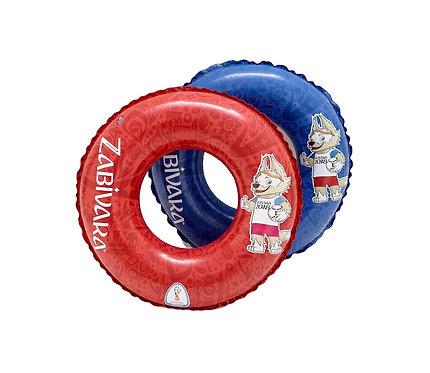 Круг для плавания 56 см 2 цвета 2018 FIFA World Cup Russia™