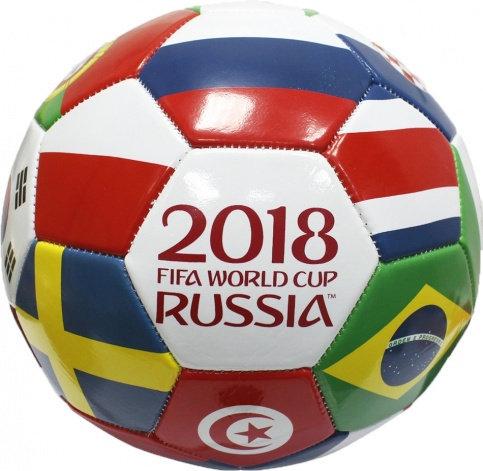 Футбольный мяч 2018 FIFA World Cup FINALIST PCV(ПВХ)