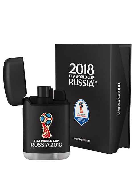 Копия Зажигалка джет (ZL-3) BLACK EDITION FIFA World Cup Russia 2018