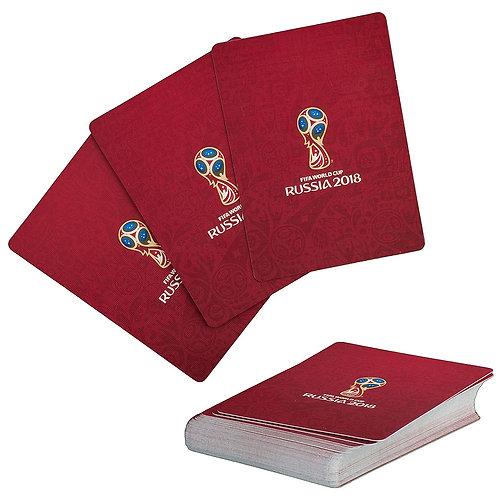 Карты игральные картон 54шт 2018 FIFA World Cup Russia™