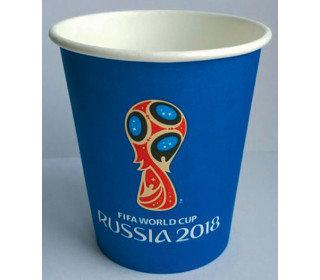 Стакан одноразовый бумажный 250 мл (6 штук) FIFA World Cup Russia 2018