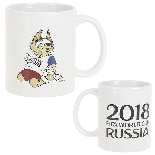 """Кружка керамическая """"Забивака"""" 330мл FIFA World Cup Russia"""