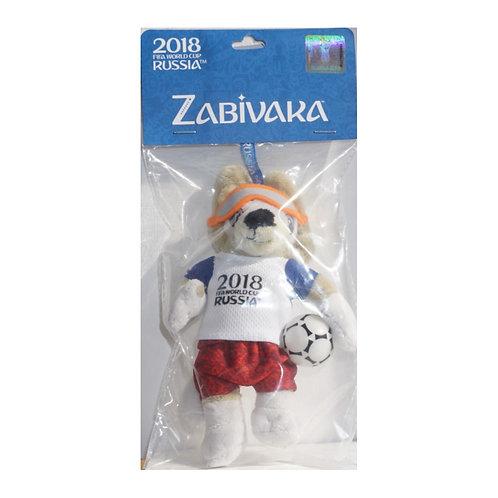 Забивака на ленточке (Забивака), 16 см 2018 FIFA World Cup Russia™