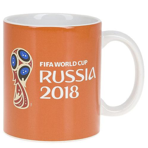 """Кружка керамическая """"ЧМ 2018"""" 330мл FIFA World Cup Russia 2018"""