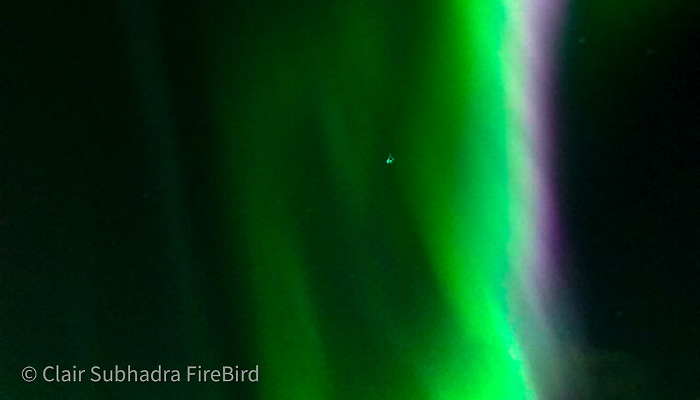 aurora Pure Light of Home Iceland