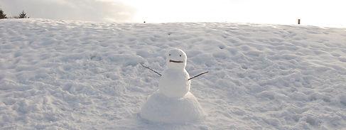snowman Iceland