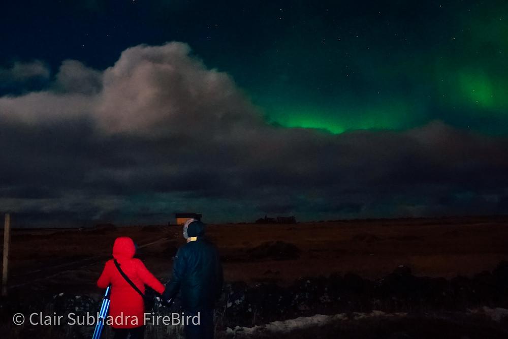 Clair Iceland Aurora Pure Light of Home