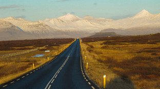 The journey to Iceland