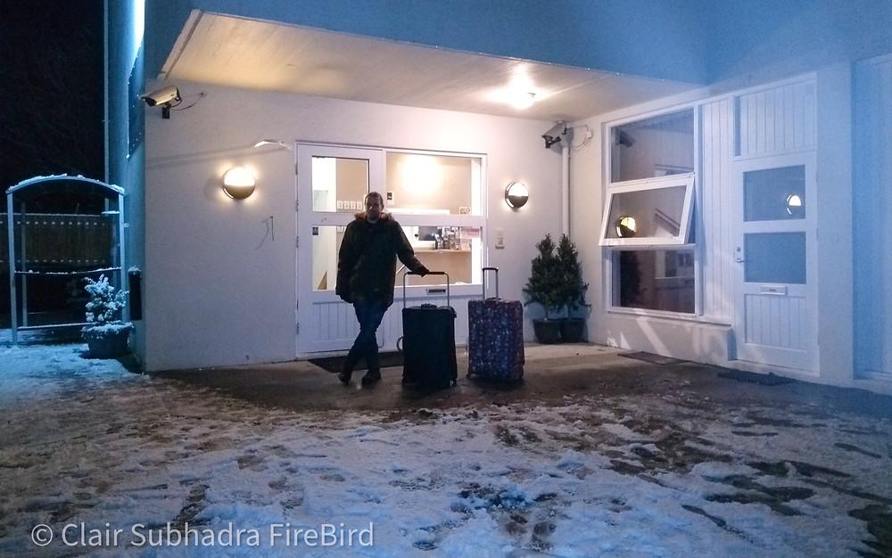 Trevor hotel Iceland Pure Light of Home