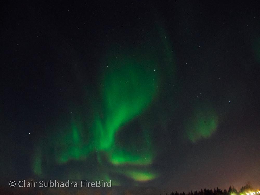 Aurora Iceland Pure Light of Home