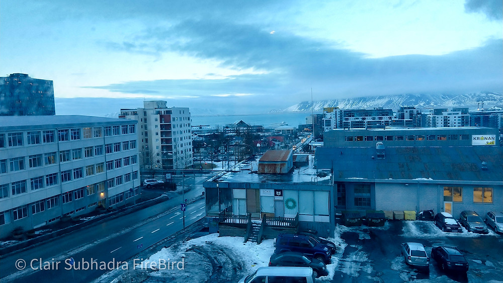 Iceland hotel Pure Light of Home
