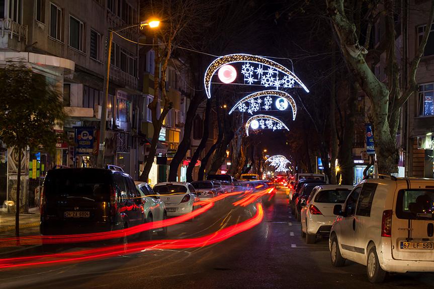 Cadde Süslemeleri