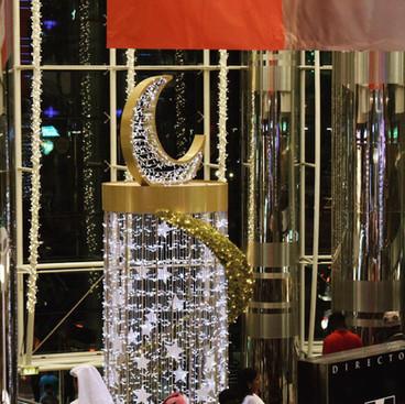 Ramazan Temalı Dekorlar