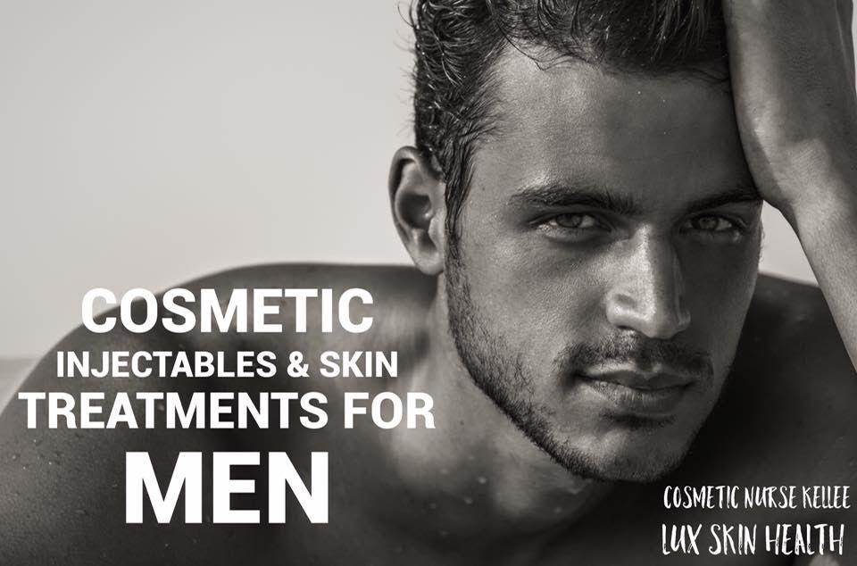 Men & the growing Bro -tox trend