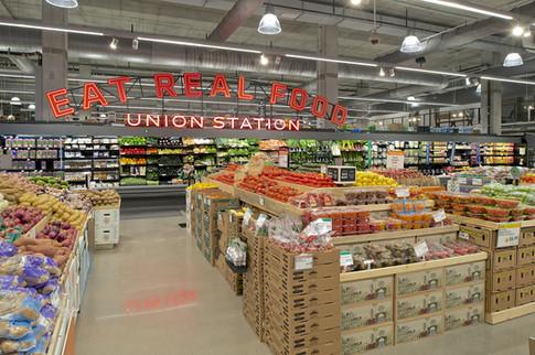 WHOLE FOODS MARKET - UNION STATION