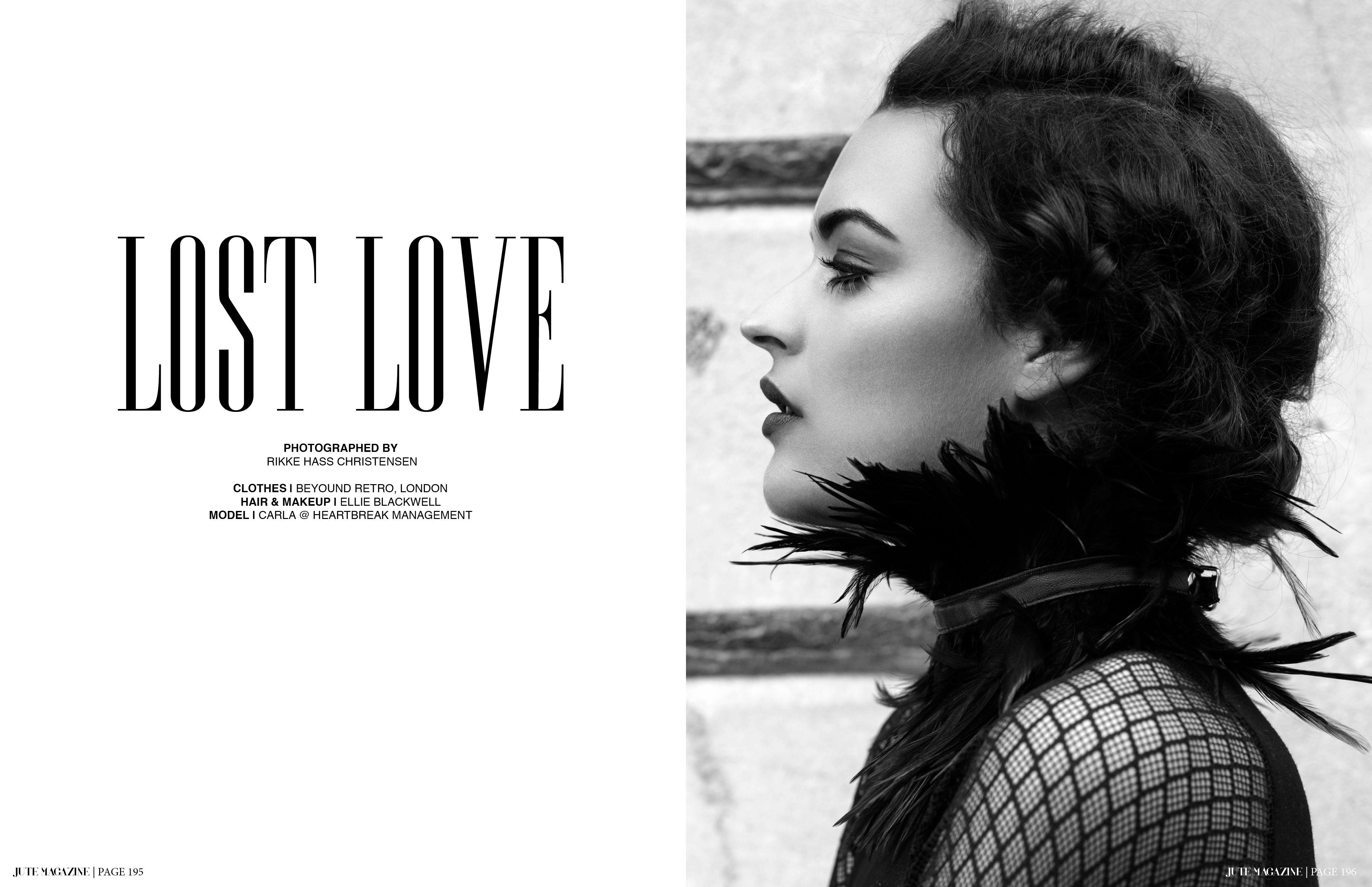 Lost Love | Jute Magazine