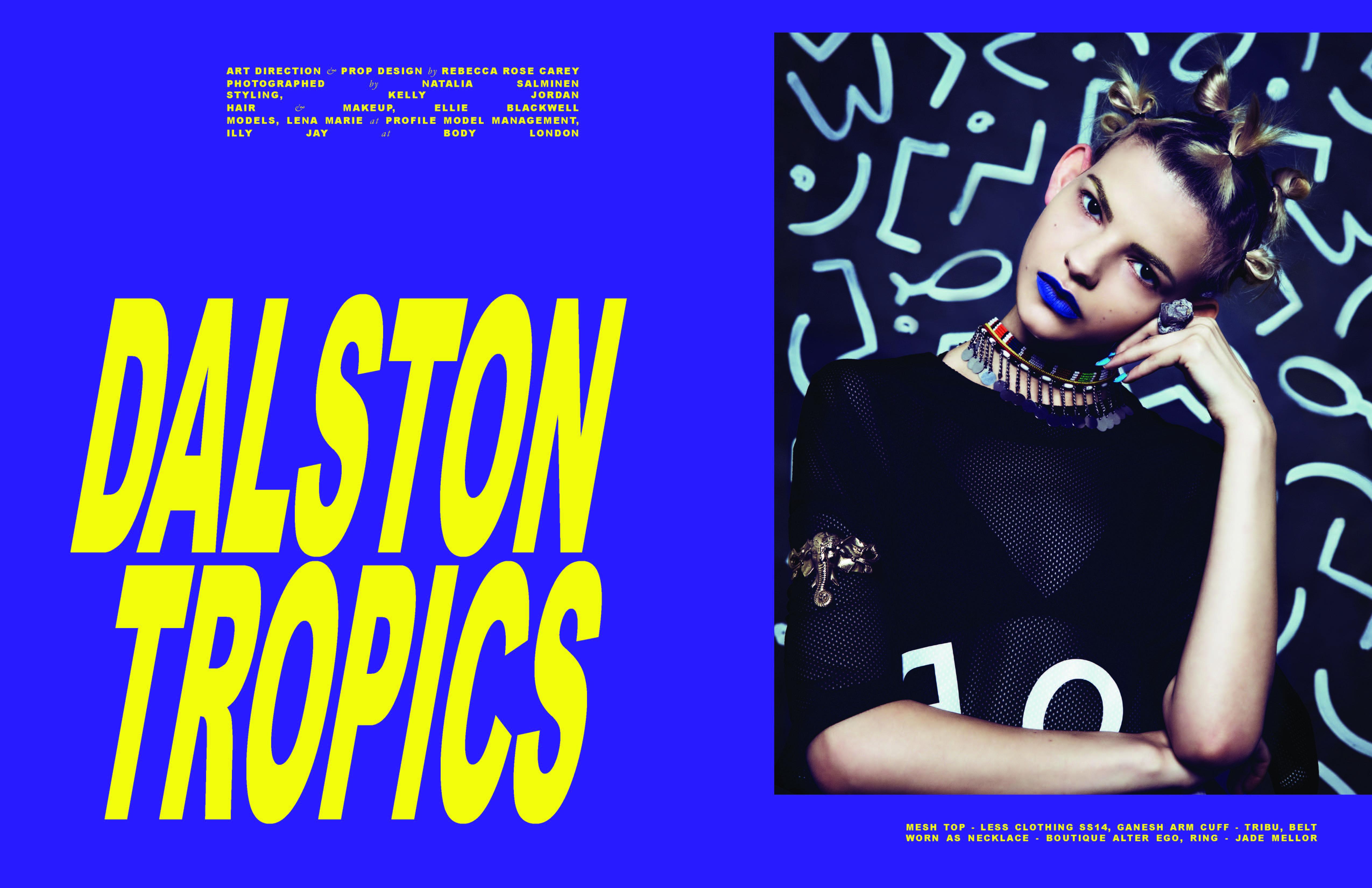 Dalton Tropics | Kneon Magazine