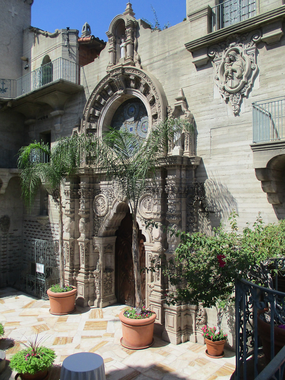 The Mission Inn, site of the 2018 Historical Romance Retreat