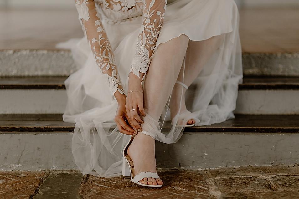 Mariage au Chateau de Courson