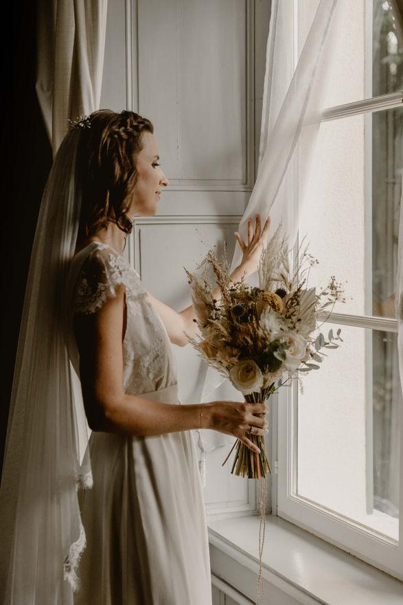 Mariage en Normandie , les preparatifs