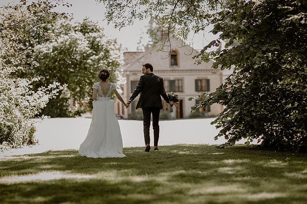 Mariage en Normandiue , Moulin des Planches