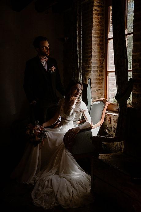 Mariage en Normandie , Moulin des Planches