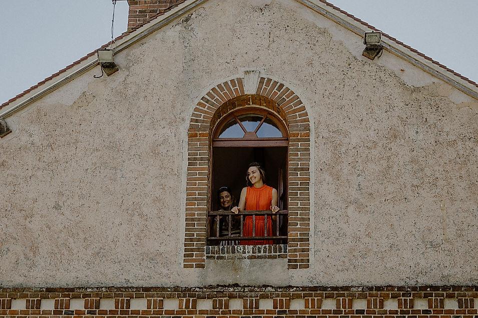 Mariage en Normandie , Moulin des Palnches