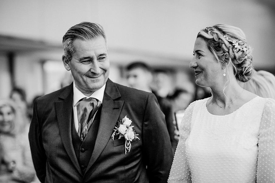 Mariage à la Pépinère