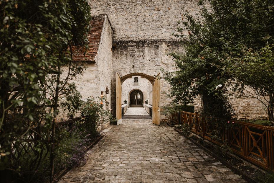 Lieu de reception 91- Le chateau de Farcheville