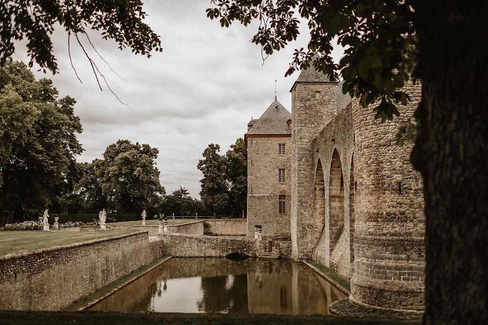 lieu de reception- Chateau