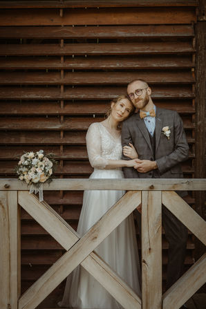 mariage bohème et romantique en Alsace