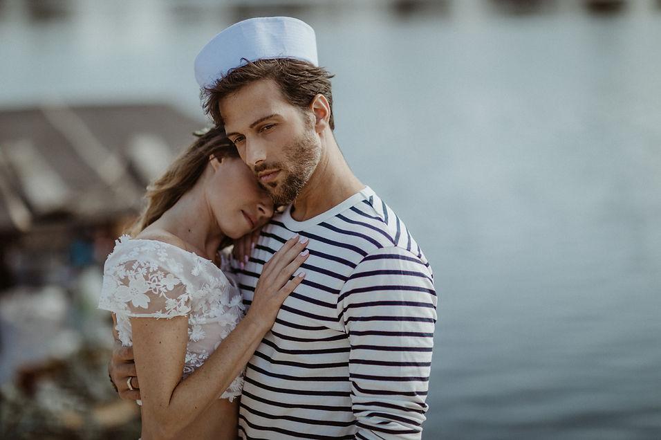 inspiration mariage au borde de l'eau