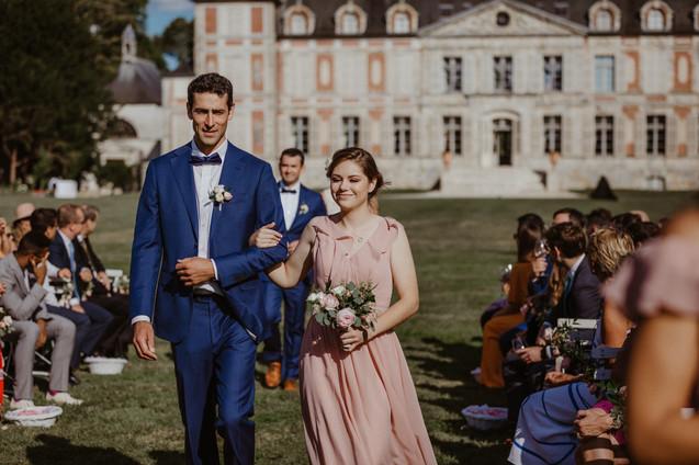 Mariage au Domaine de Courson