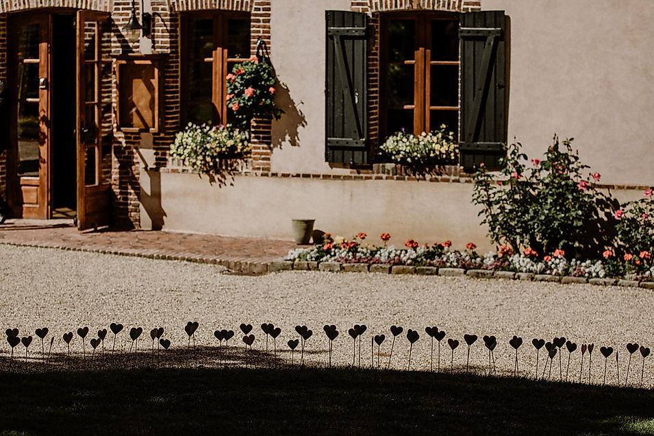 Mariage en Normandie , Mopulin des Planches