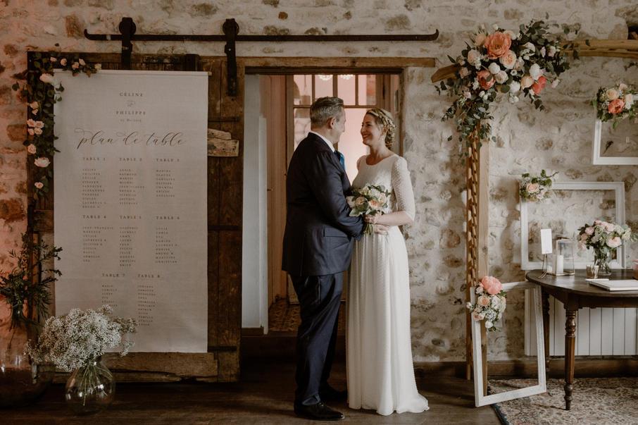 Mariage à Pépinière