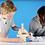 Thumbnail: Magician Kit Moving Wooden Model Automata by Timberkits