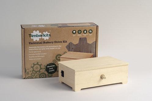 Battery Universal Drive Kit for Timberkits Automata Models