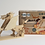 Thumbnail: Dragon Natural Wood Automata Model Kit with Various Accessory Options To Add