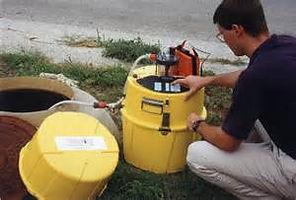 Cardinal Environmental Wastewater Sampling and Analyis Service