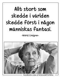 Astrid Lindgren citat
