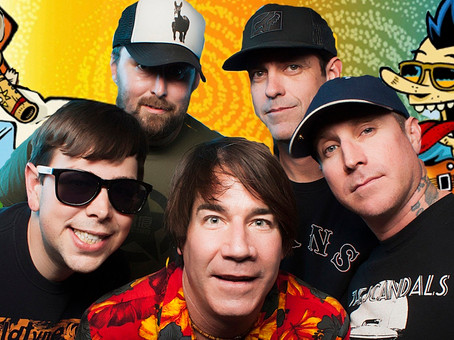 Guttermouth hits Airport Tavern at Coolangatta with QLD Sound and Lighting