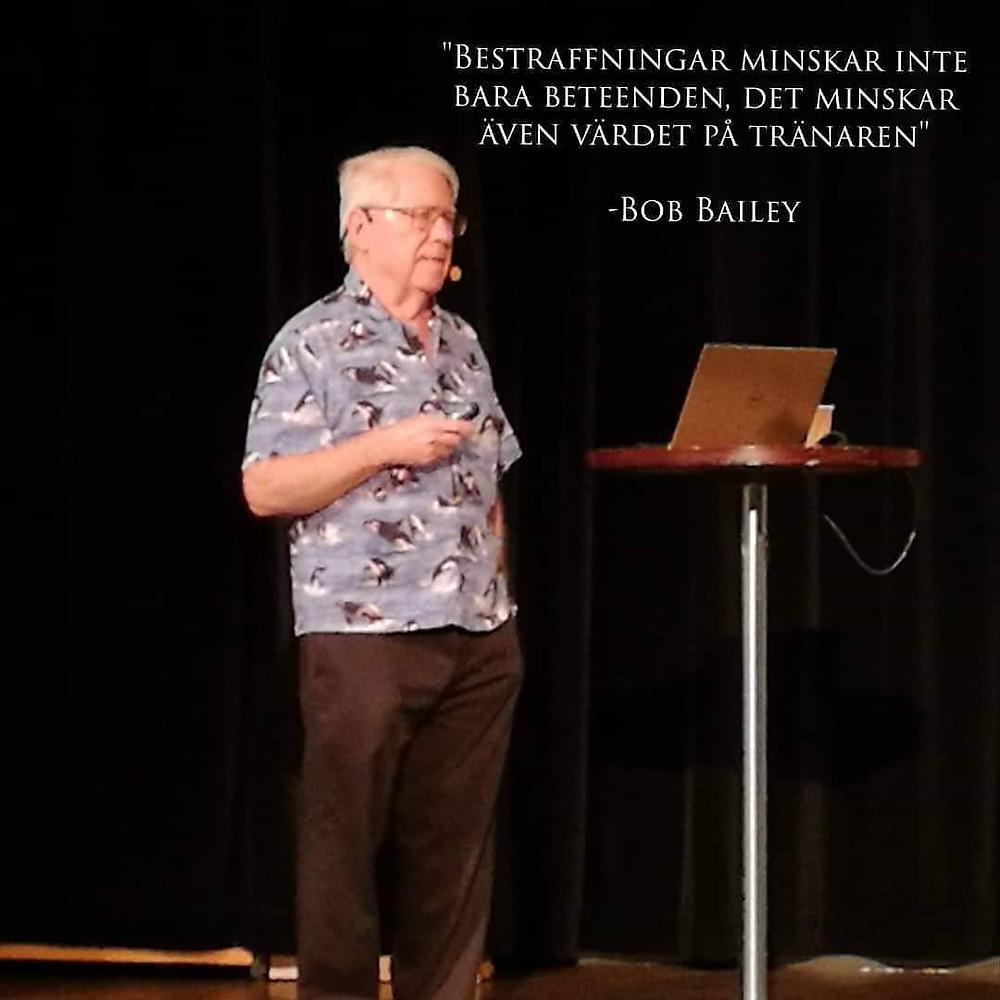 Dr. Bob Bailey