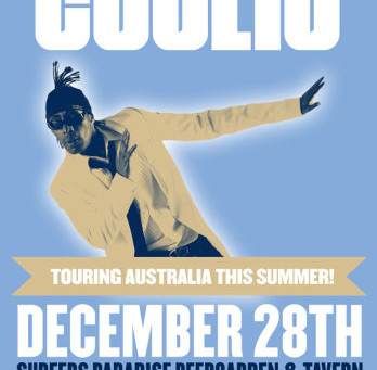 Grammy award winner Coolio hits Surfers Paradise Beergarden with Magnum