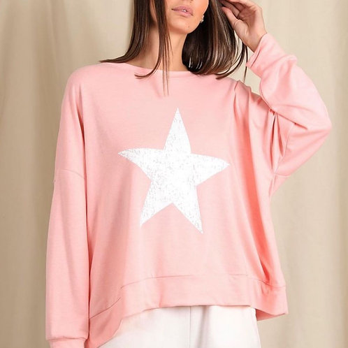 love Lily Star Sweater